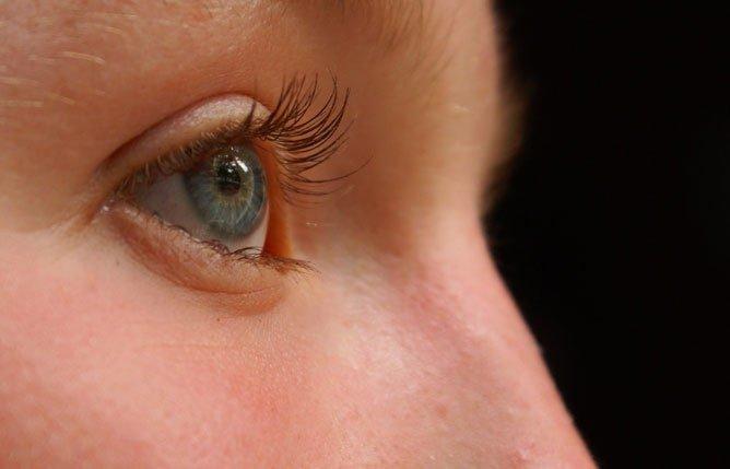 Yes: Blue Eye