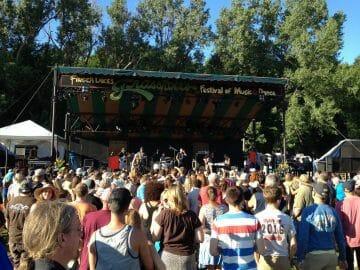 grassroots music festivals