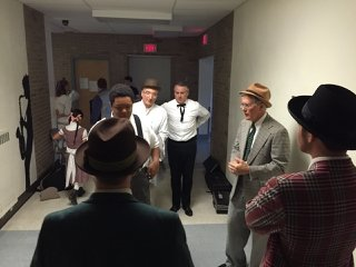 Another Entry: Rock Island Salesmen in The Music Man
