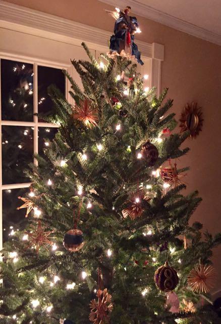 Yule Tree - Sarcastic Side