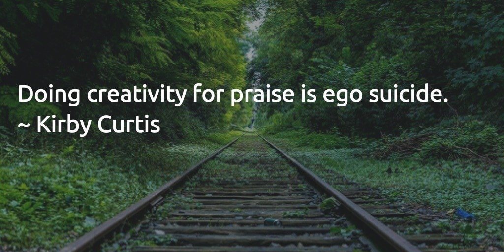Creativity and Ego