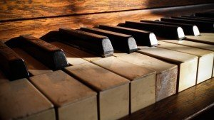 Love Piano Keys