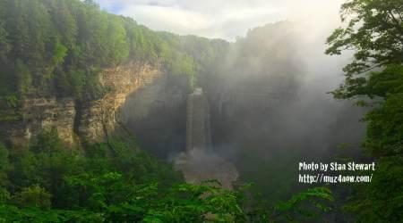 Taughannock Falls
