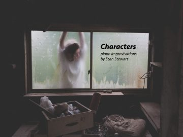 Characters cover art