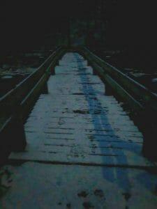 Snow Bridge CMYK Palette