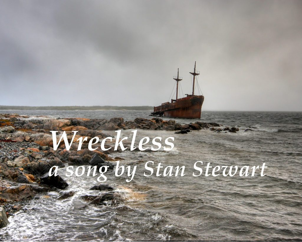wreckless by Stan Stewart