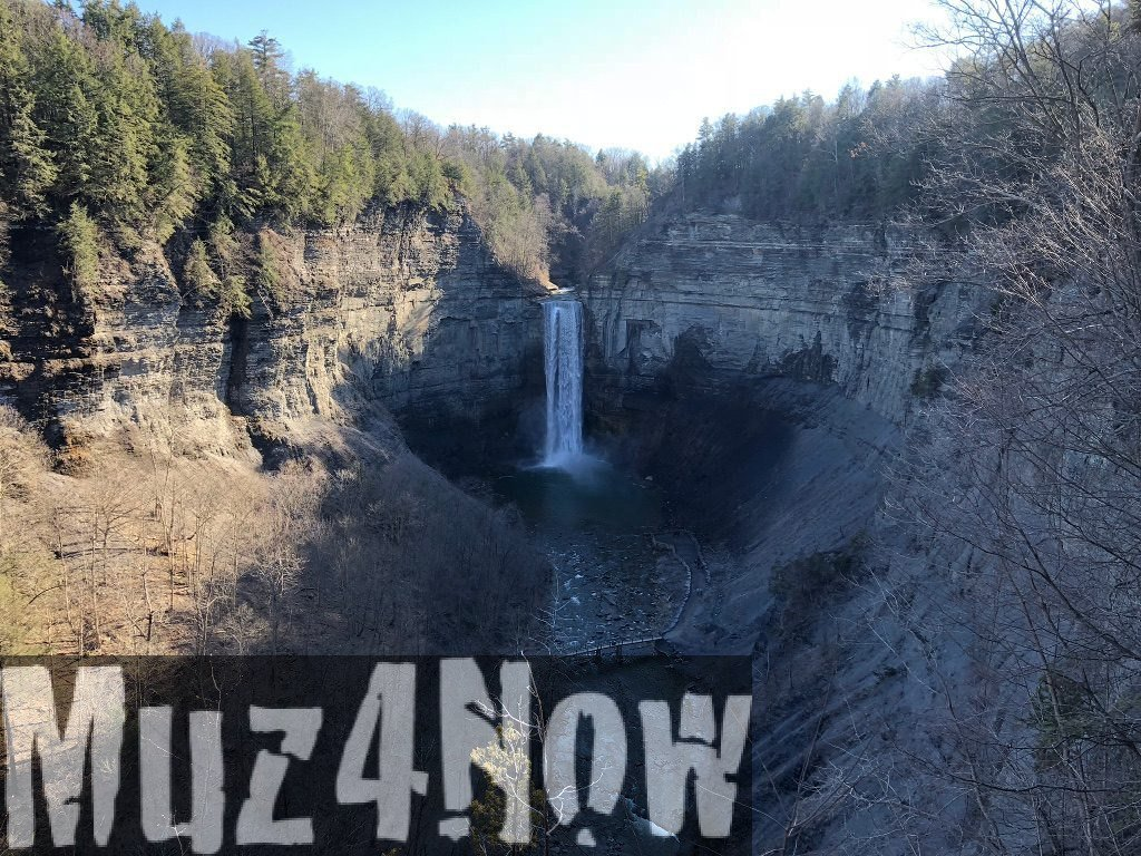 Taughannock Falls Majesty Feature
