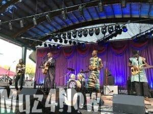Sidi Toure at Grassroots Festival