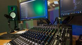 Recording home studio