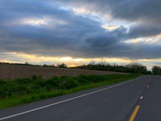 crossroads roadway