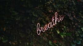 Breathe - self-discovery