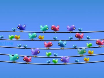 Twitter and creating music