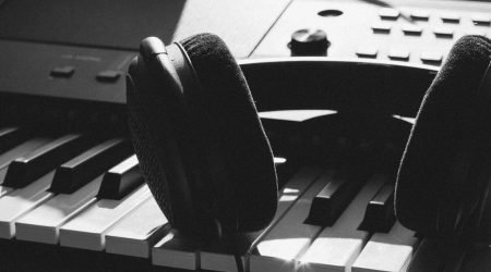 Don't hurt your ears when you practic with headphones