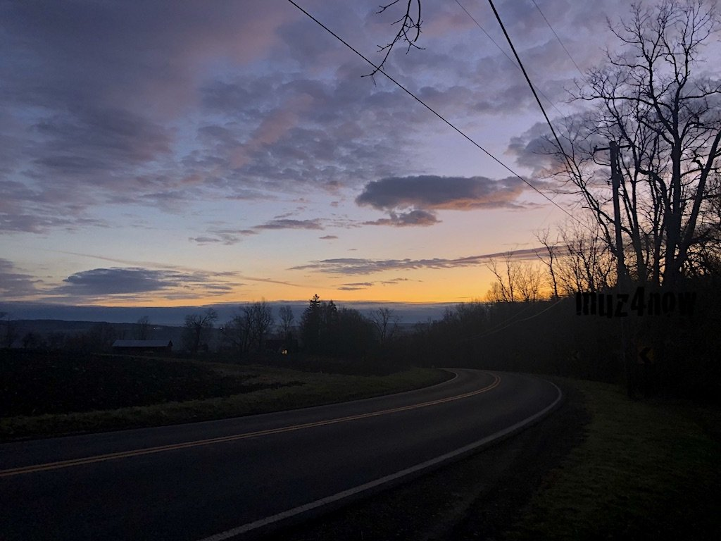 Practice seeing sunrises anew