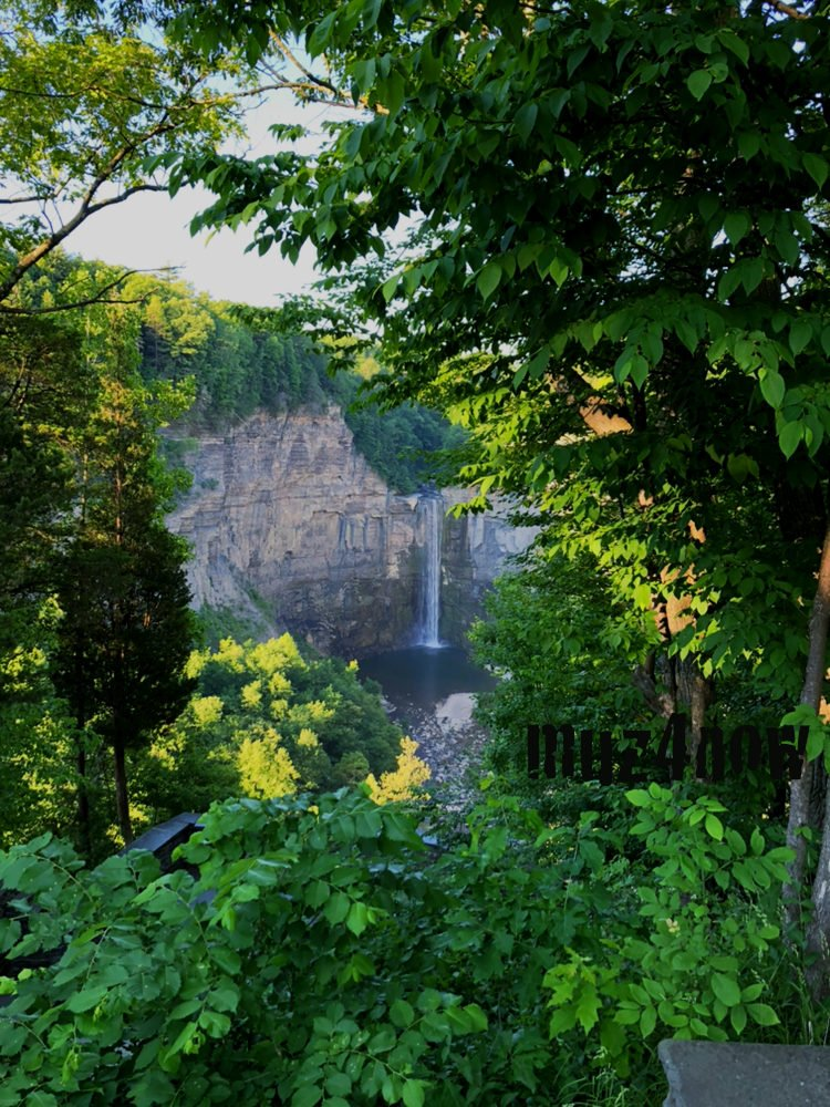 Taughannock Falls Almost Summer