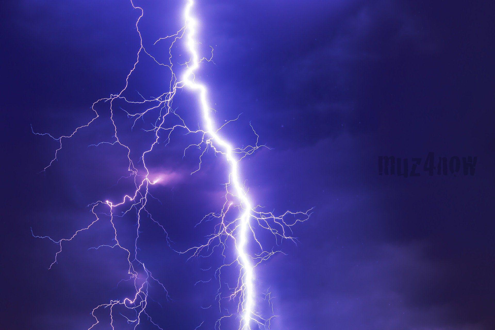 Thunderstorm – a (perhaps strange) creative process story