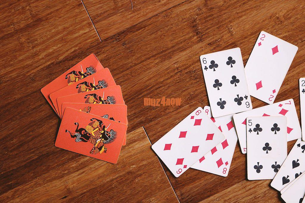 Dealt a strange deck