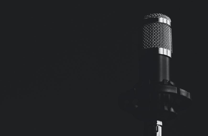 Recording Vocals: What You Need To Know About Microphones