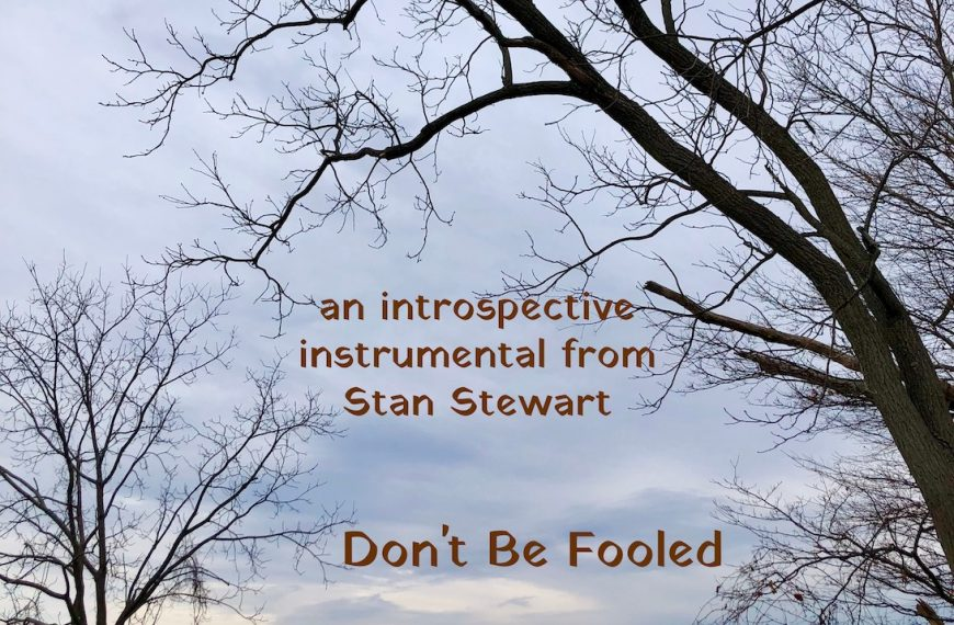 """""""Don't Be Fooled"""" – an introspective instrumental"""