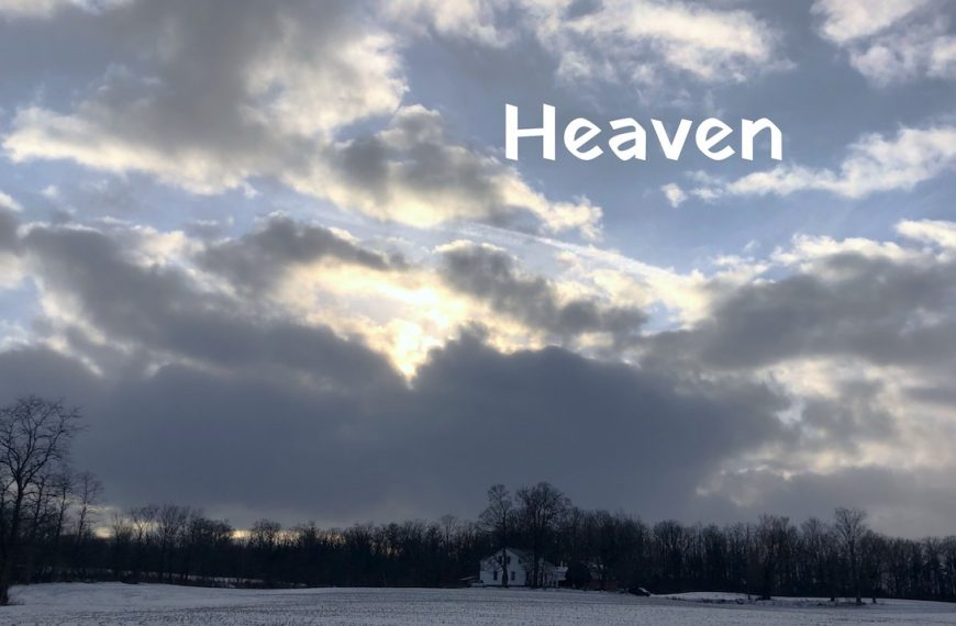 Heaven – how listening to music transports us