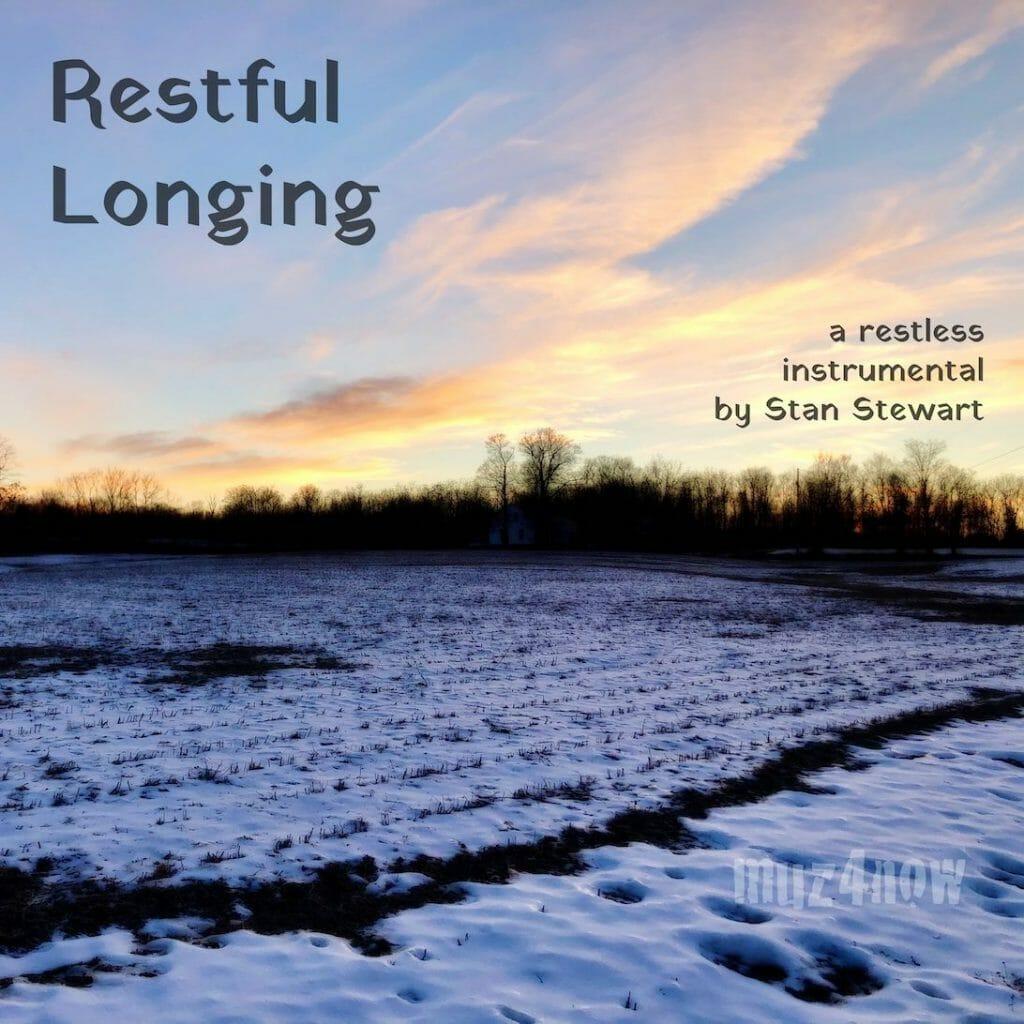 Restful Longing (cover art)