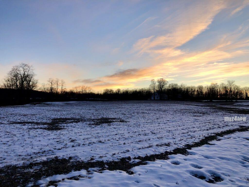Restful Longing Sunset