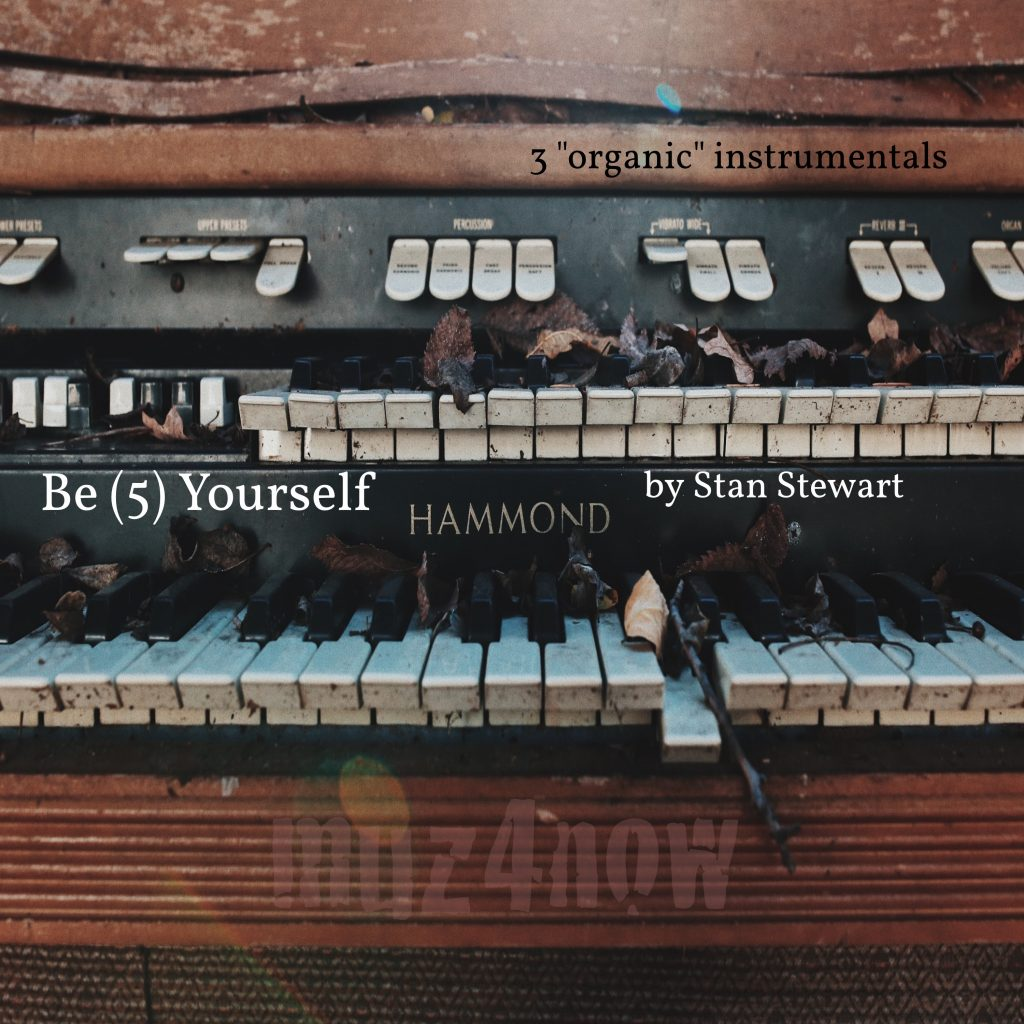 "B5 video - Hammond Organ ""Be (5) Yourself"""