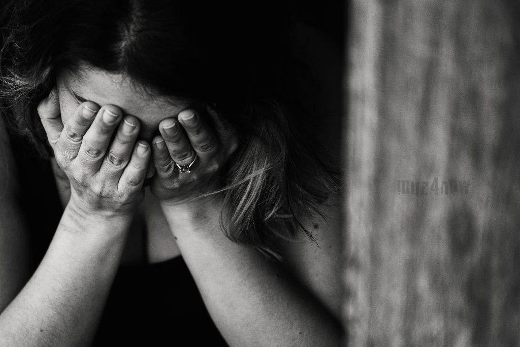 Someone expressing feelings - photo by Kat Jayne