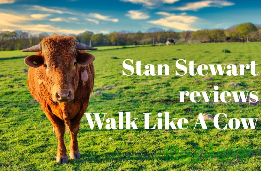 review: Walk Like a Cow debut cover album