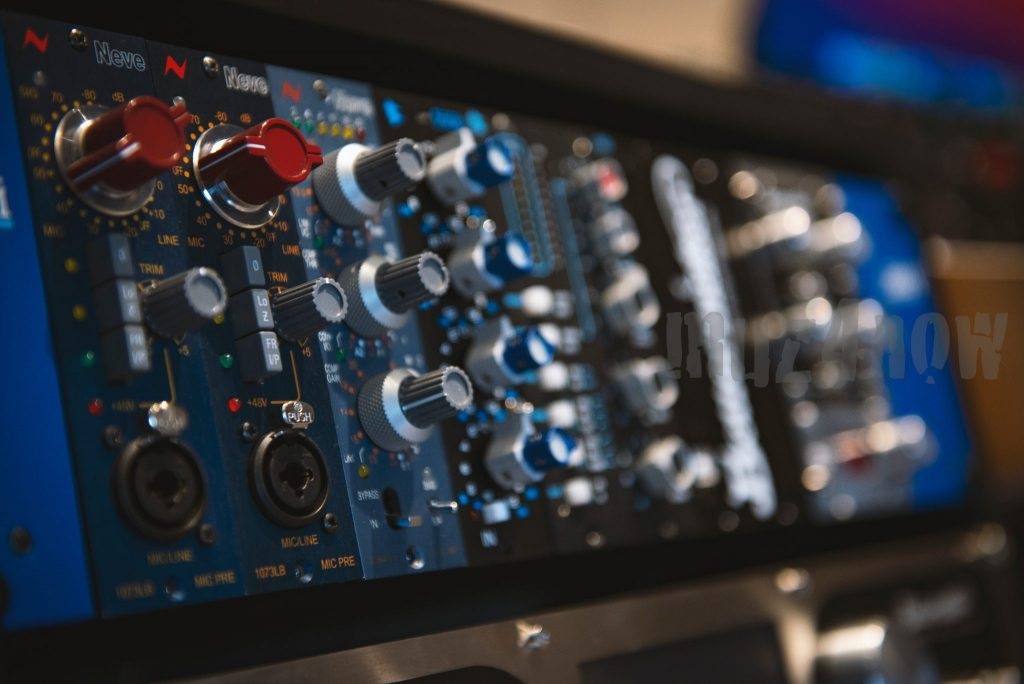 professional audio gear