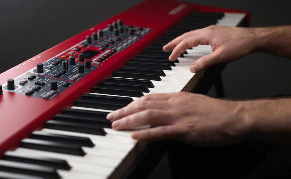 Nord Piano 5 keyboard - this would be a fun digital piano to review