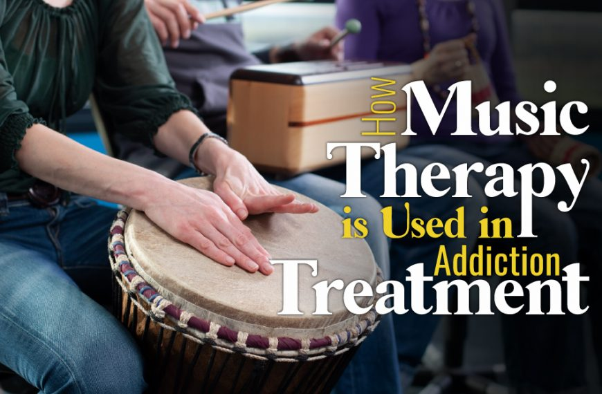 How Music Therapy Is Used In Addiction Treatment